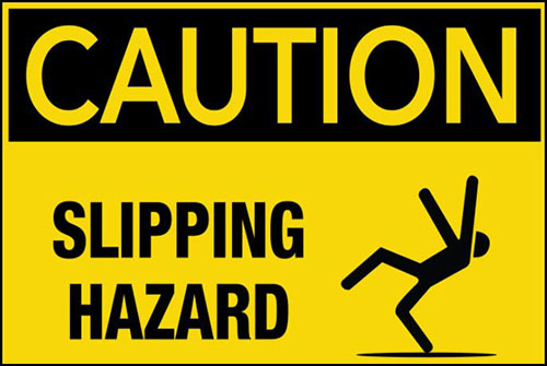 los angeles slip and fall injury lawsuit