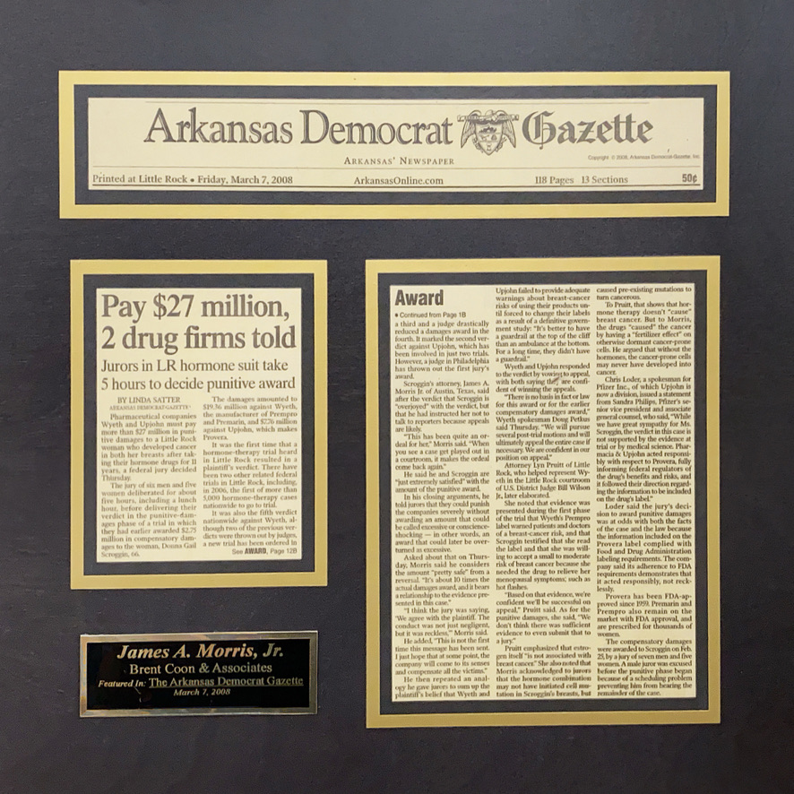 Arkansas Democrat Gazette