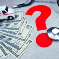 cost of ambulance services. Emergency services are on USD.